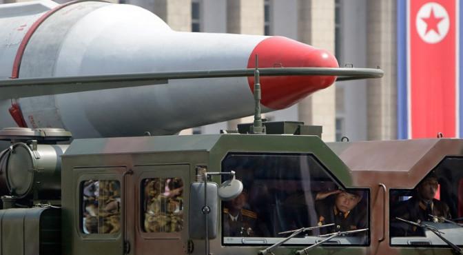 КНДР назвала условие отказа от ядерного оружия