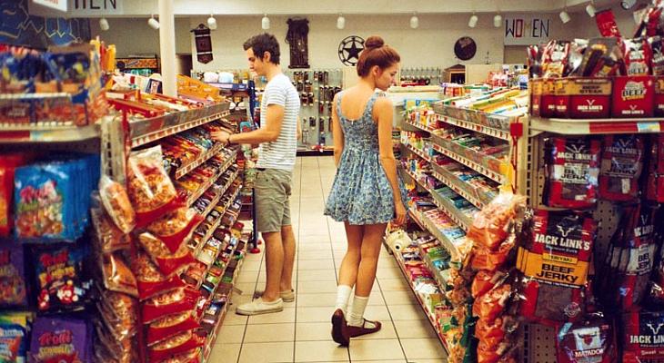 Страх и ненависть в магазине…