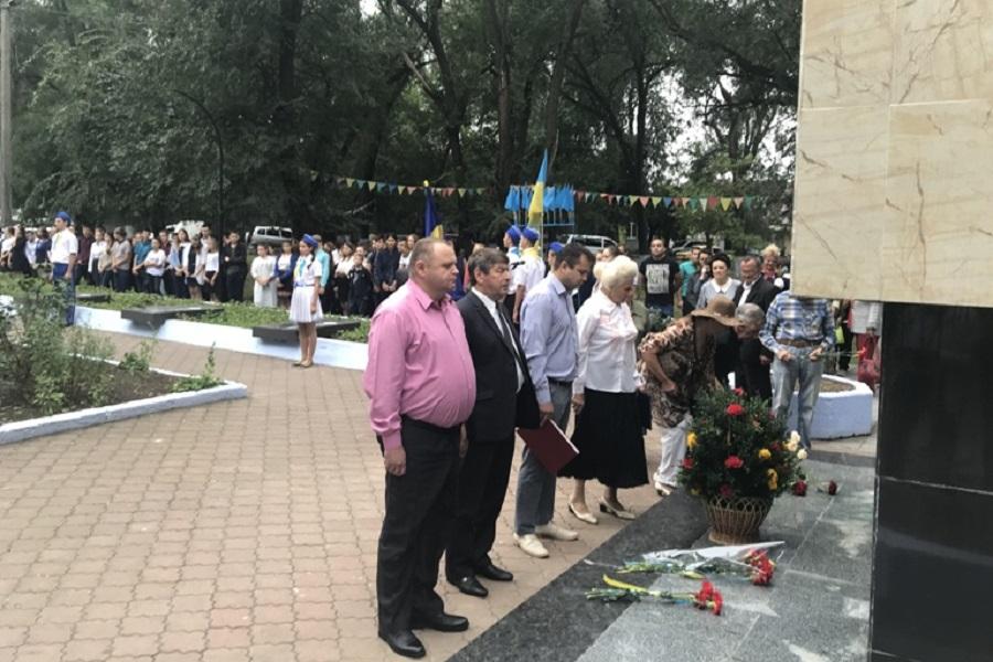 Под Одессой отпраздновали годовщину восстания за присоединение к СССР