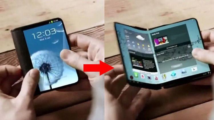Раскрыты новые детали о смартфоне Samsung со складным экраном