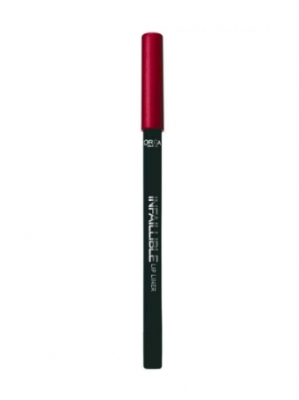 вишневый карандаш для контура губ