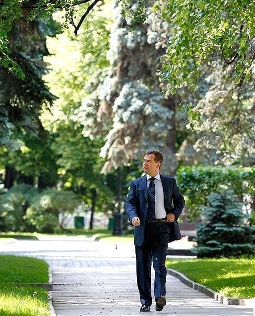 Дмитрий Медведев призвал уси…