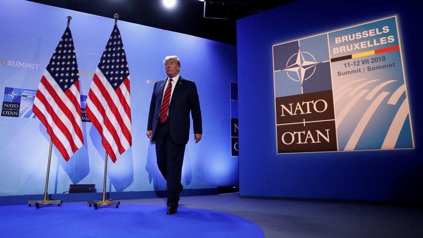 Трамп прокомментировал ситуацию с Крымом