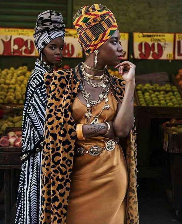 племена афркики