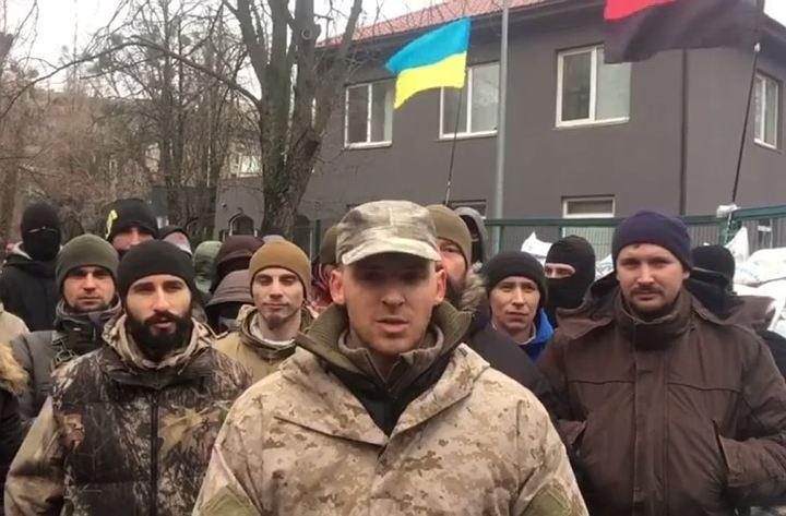 Радикалы разблокировали телеканал NewsOne в Киеве
