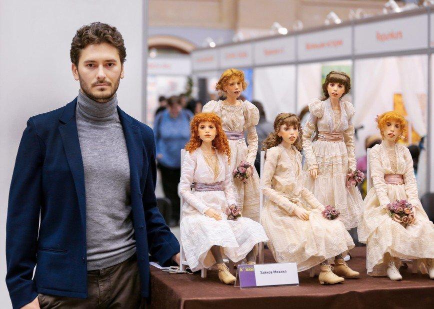 Картинки по запросу куклы от Михаила Зайкова