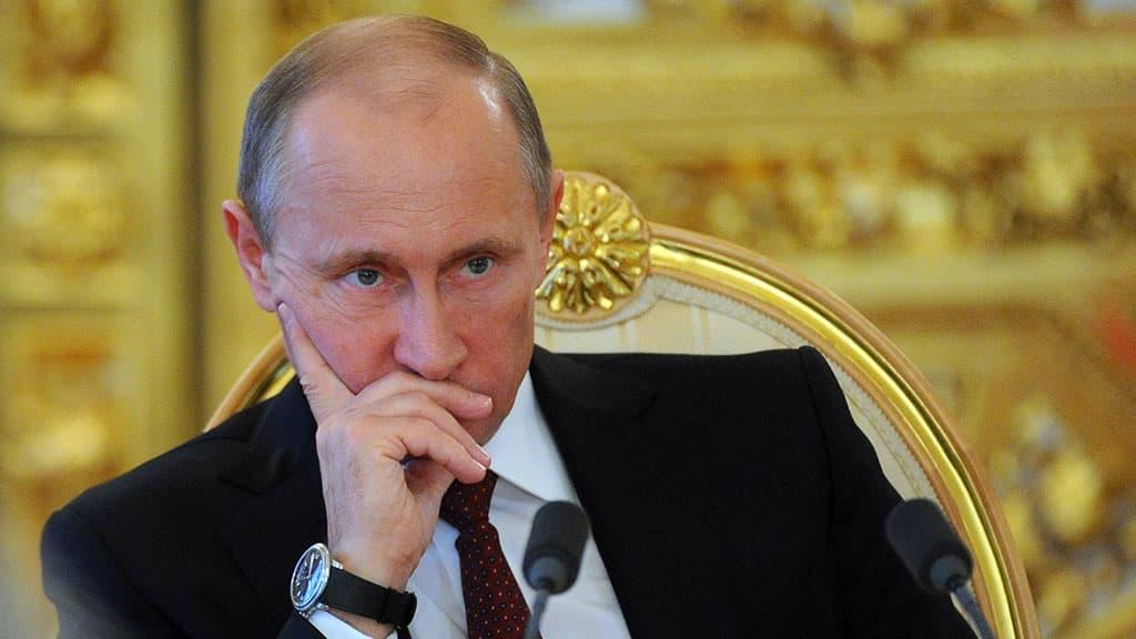 Путину ни в коем случае не с…