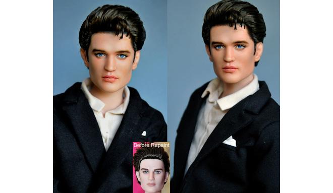 Ноэль Круз и его куклы - копии знаменитостей