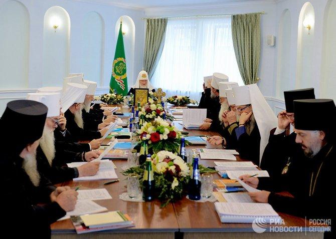 РПЦ МП полностью разорвала отношения с Константинопольским патриархатом