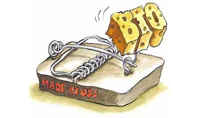 Кто же нас держит в ВТО?