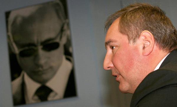 """Рогозин: Россия применит ядерное оружие в случае нападения """"агрессора"""""""