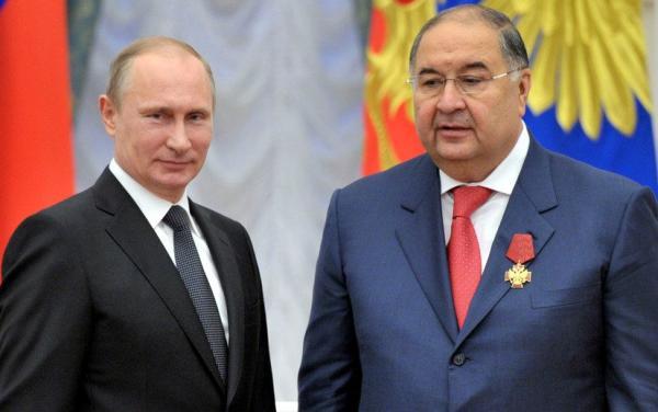 Орден «Дружбы с Путиным» – или за что сегодня награждают знать