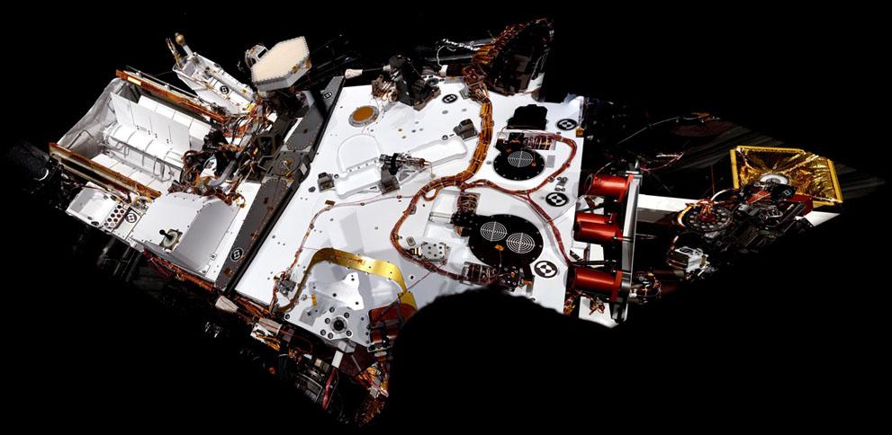s m10 PIA14131 Марсоход «Кьюриосити» в деталях