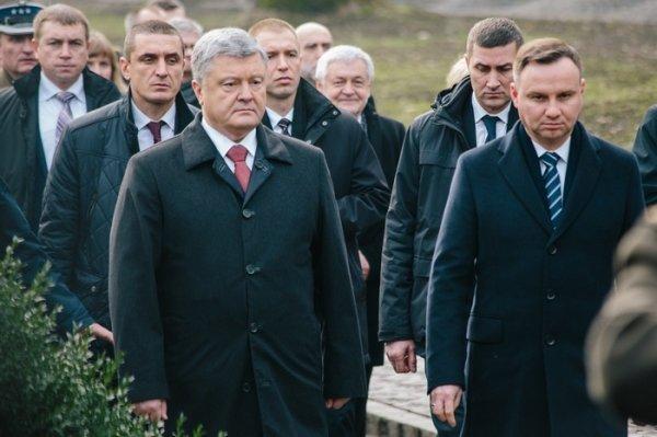 Польша потребовала от Украин…