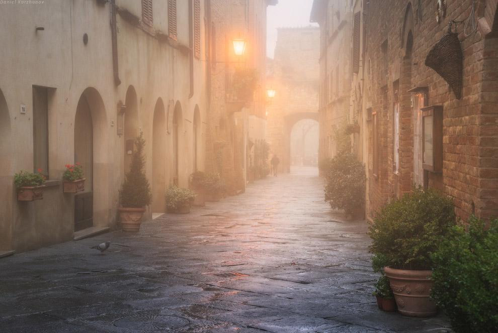 Чудесный город добрых людей - Pienza