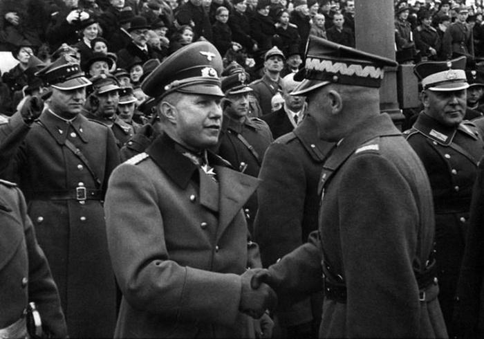 Нота СССР послу Польши