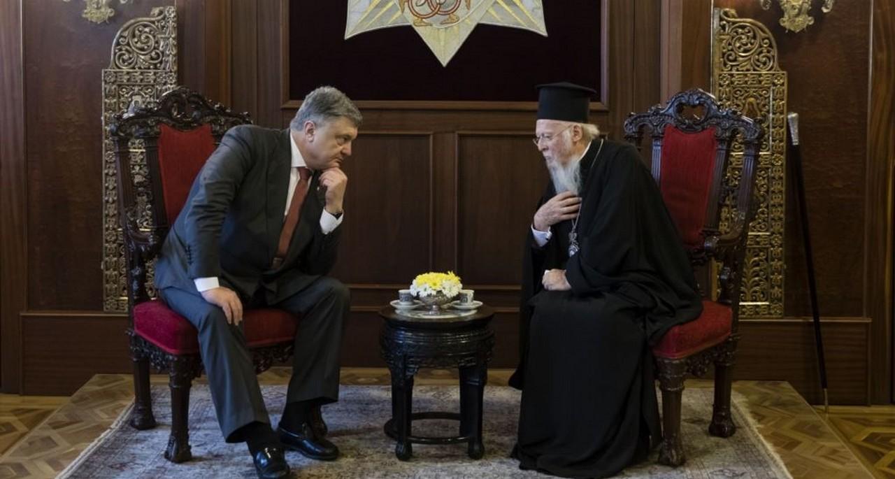 Начало религиозной войны на Украине Киев отложит до выгодного момента