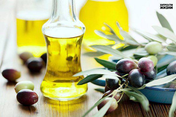 30 нестандартных методов использования оливкового масла в быту