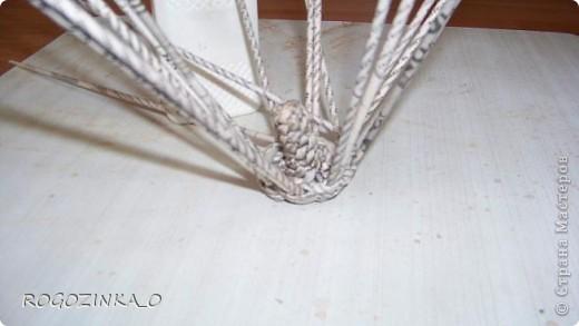 Мастер-класс Плетение: МК ЯБЛОКО Бумага. Фото 13