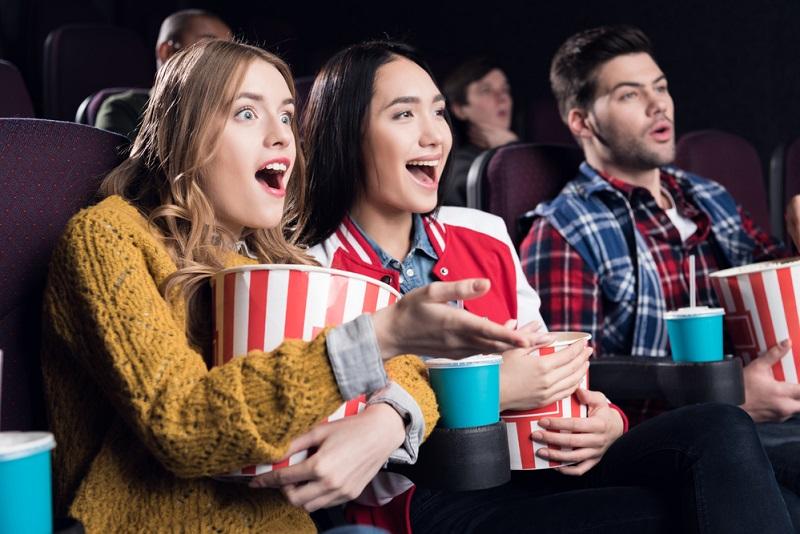 Какой фильм посмотреть в выходной день
