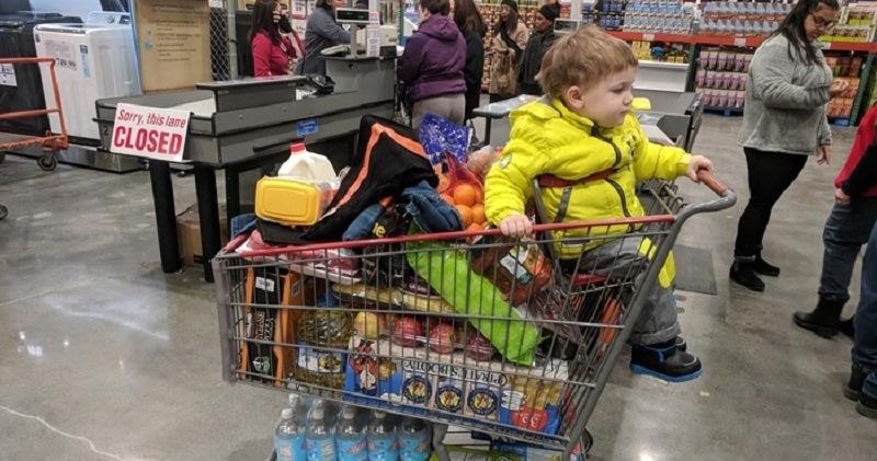 Когда сходить за продуктами – целое событие: экскурсия по американскому супермаркету