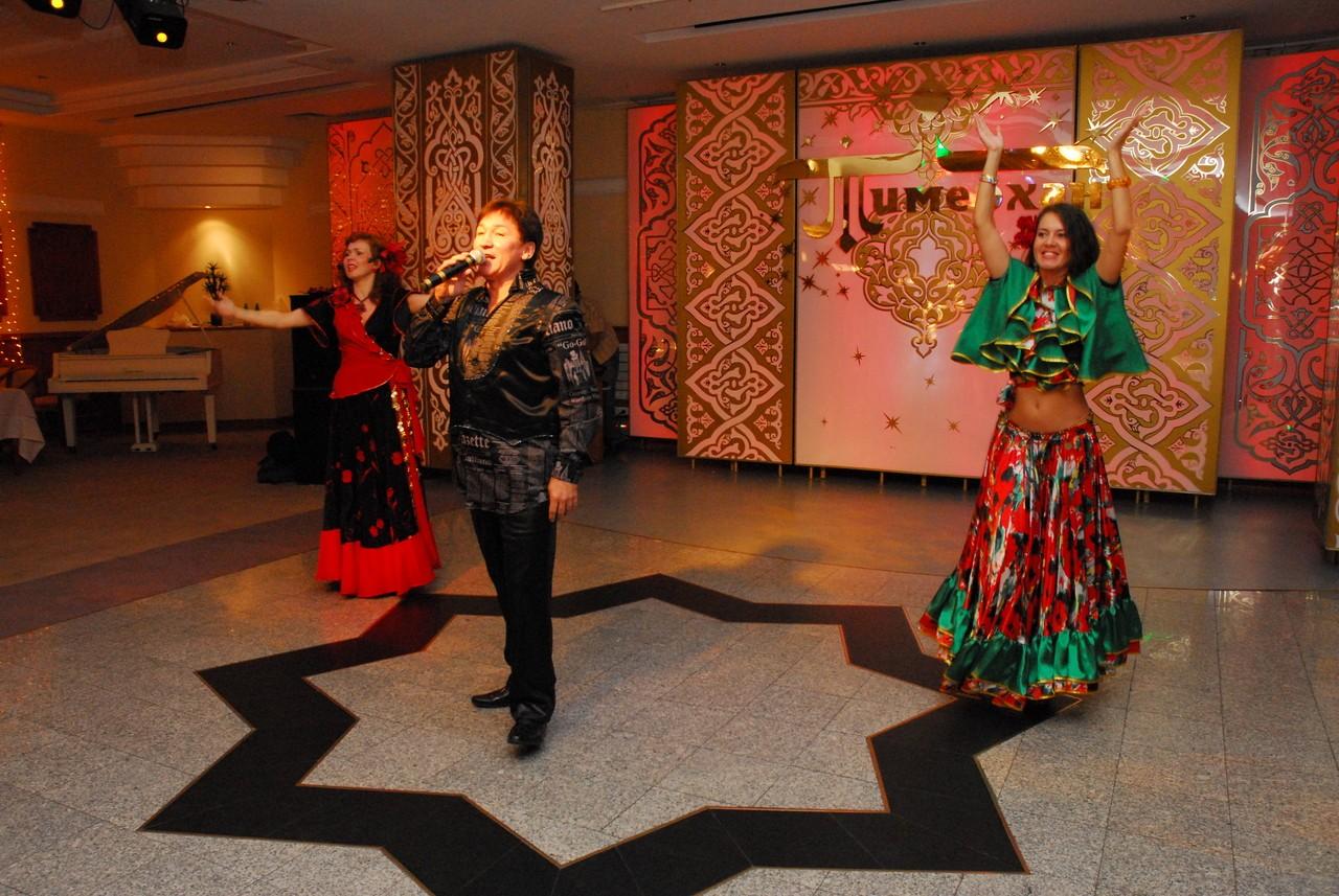 Сценарий нового года по цыгански