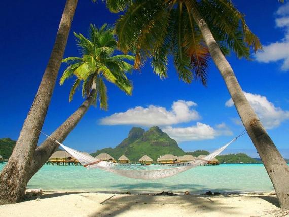 Тропический рай: Сент-Люсия