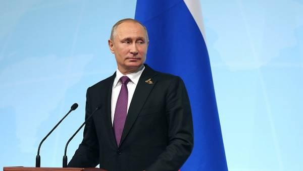 Путин утвердил программу ядерной безопасности России