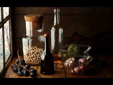 Чеснок и вино, мощное природ…