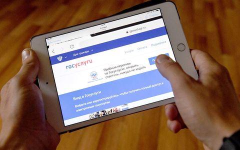 На Госуслугах можно будет узнать данные электронного ПТС