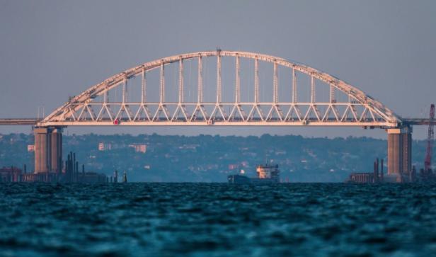 Google признал некорректным украинское обозначение Крымского моста