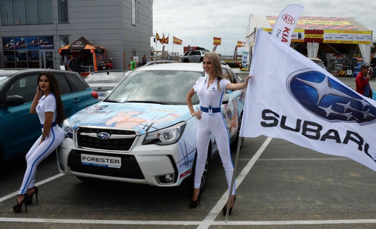 Subaru отзовёт почти 400 тысяч машин из-за проблем во время их производства