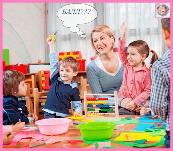 Стимулирующие выплаты(баллы) в детском саду