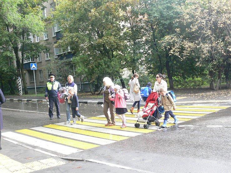Чем на дорогах недовольны пешеходы