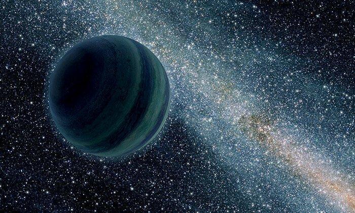 Млечный Путь: 50 миллиардов планет без своих звезд? астрономия, галактика, планета-одиночка