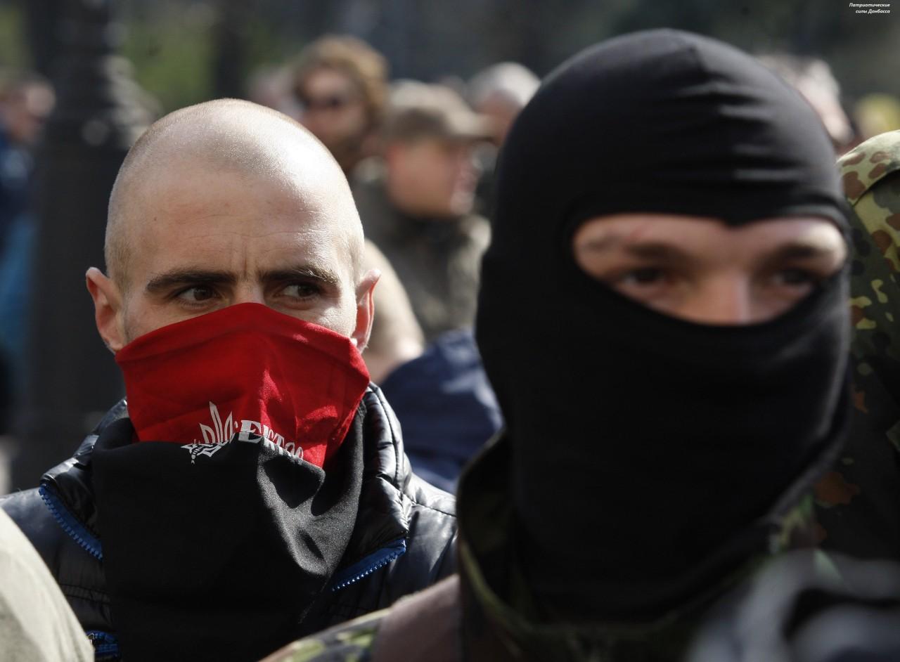 Боевики «Правого Сектора» тоже отдыхают в Крыму