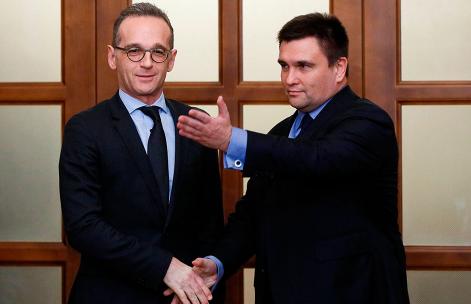 Глава МИД Германии заплутал в Керченском проливе