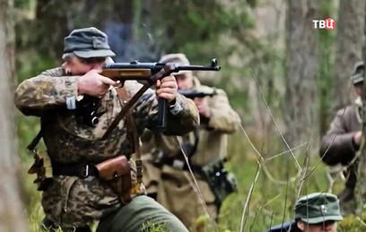 """В России раскритиковали ролик НАТО о """"лесных братьях"""""""