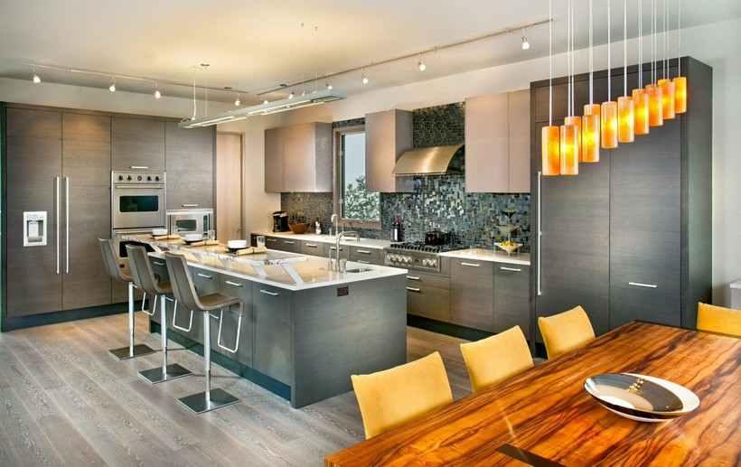 Панно из плитки для кухни — 30 фото идей дизайна 2018 года