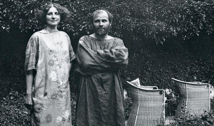 Густав Климт и Эмилия Флёге: любовь как зависимость, от которой не спас даже Фрейд