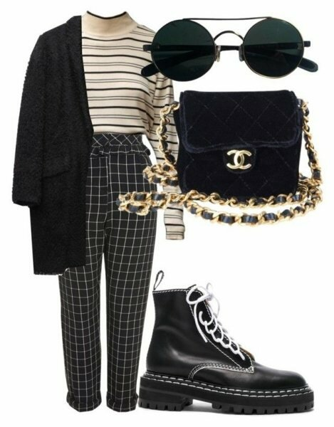9 образов с брюками, если вы цените стиль, комфорт и удобство