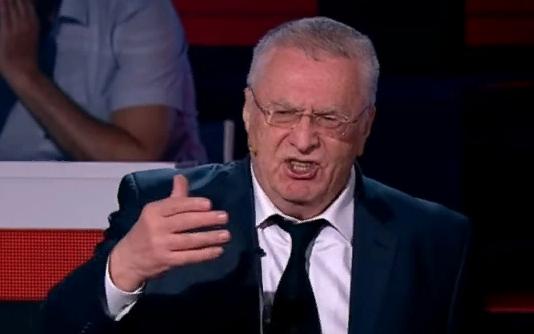 Жириновский придумал «достойный конец» для Украины