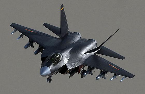 Китай приступил к летным испытаниям истребителя пятого поколения J-31