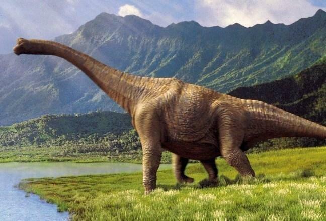 Ученые: Динозавры процветали до удара астероида, не реагируя на изменения климата динозавр, наука, юрский период