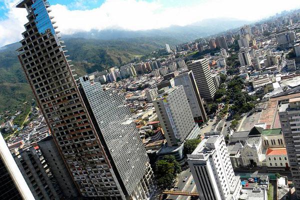 Tower of David, Каракас, Венесуэла