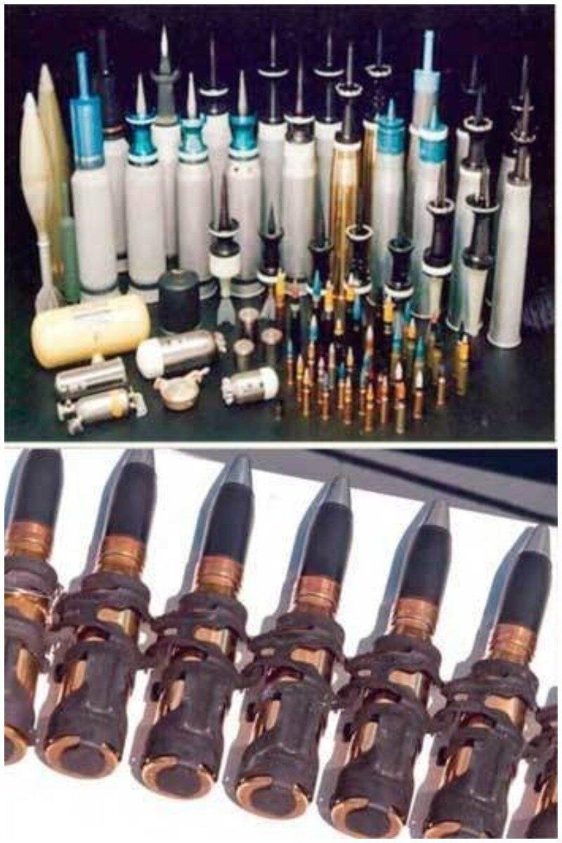 Боеприпасы с сердечниками из обедненного урана аэс, интересное, радиация, теперь ты знаешь больше, уран, факты