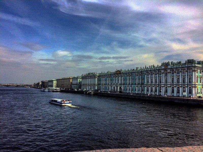 Фотографии городов — Петербург