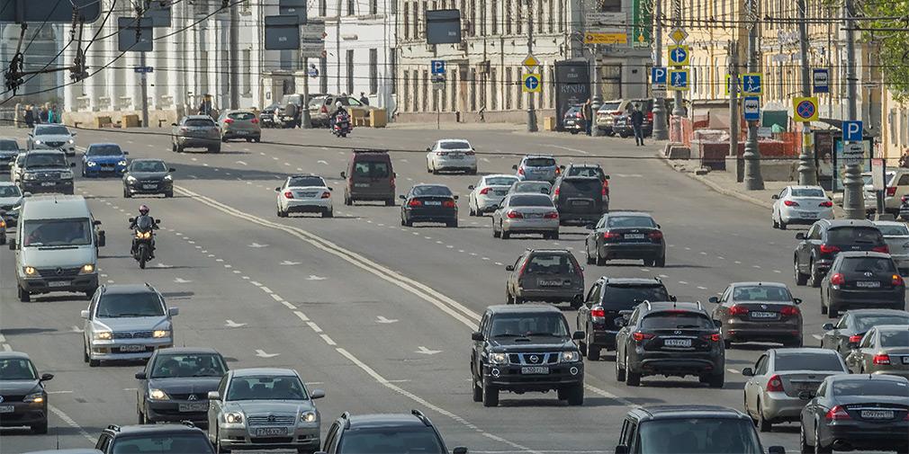 Иностранные нарушители ПДД не смогут въехать в Москву