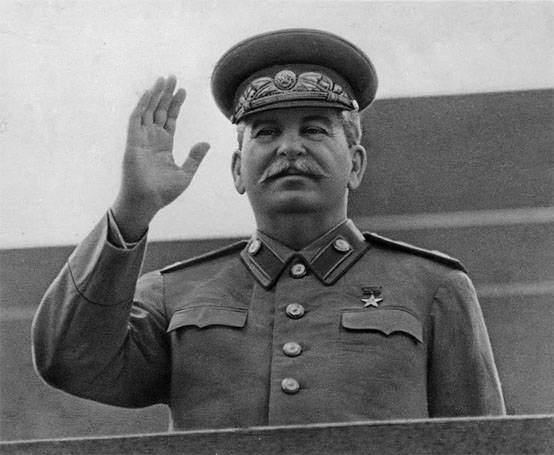 О Сталине, по делам его