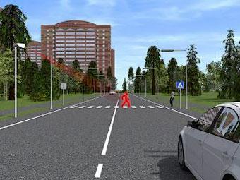 """Изображение """"Уличные Лазеры"""", с сайта outdoor-lasers.ru"""